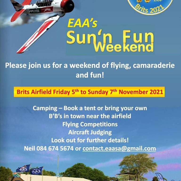 EAA Sun n Fun Weekend