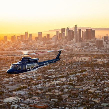 The Bell 412 Surpasses 40 Years of Flight