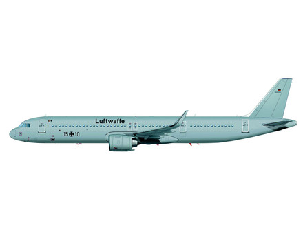 Airbus Corporate Jets  A321LR to be used in Military Applications