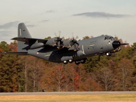 Lockheed Martin Delivers Second KC-130J Aerial Refueler To France's Armée De L'Air