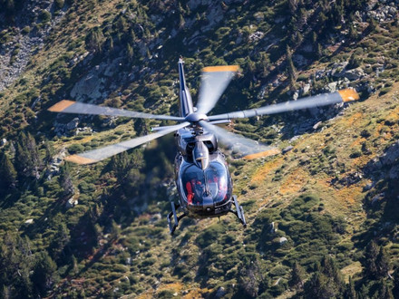 Airbus' five-bladed H145 Receives EASA Certification