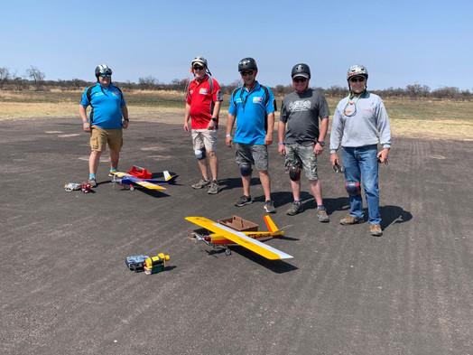 Bela Bela Miniature Pylon Racing