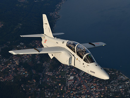 Leonardo's vision for training of future military pilots