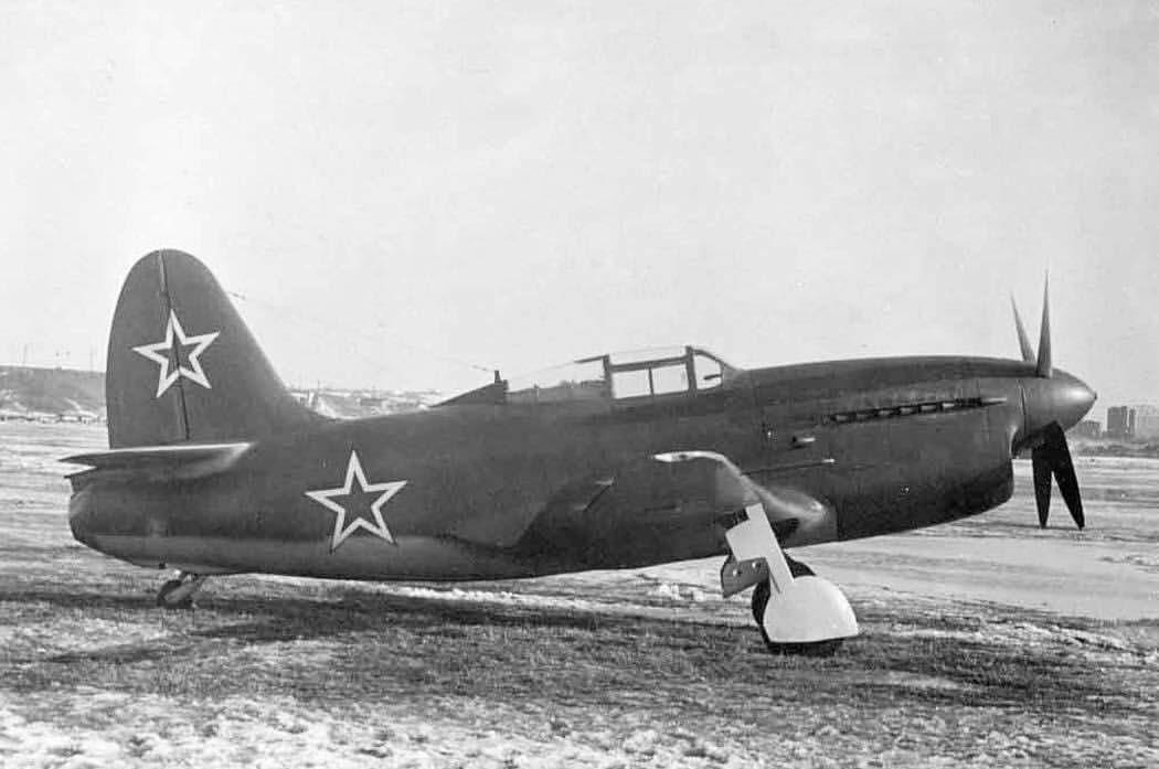 Sukhoi Su-5