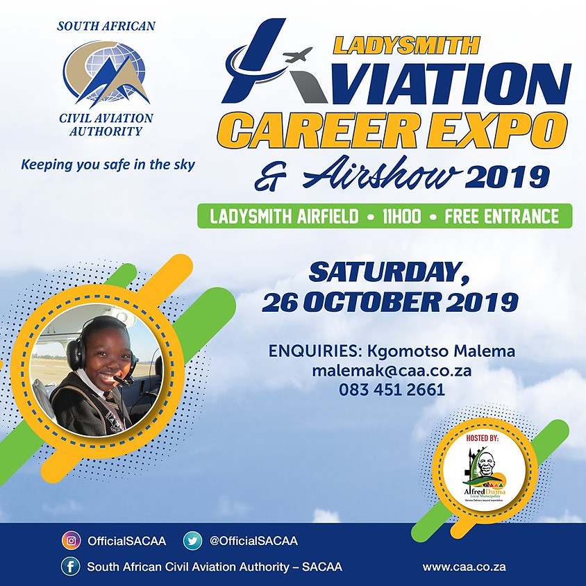 Ladysmith Aviation Career Expo and Airshow