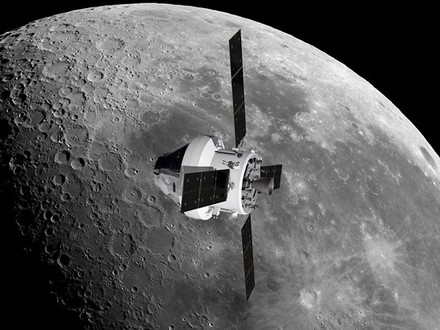 The ESA and Airbus join forces for the first moon visit in 50 years