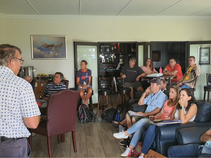SAPFA Rally Practical Training Camp – Brakpan