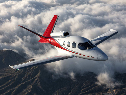 Cirrus Aircraft Delivers Record Year Fuelled by Vision Jet Growth