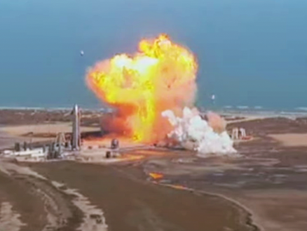 SpaceX in hot water with the FAA after failed launch
