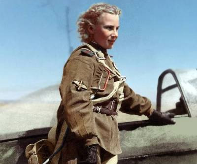 Lydia Litvyak – First Female Fighter Ace
