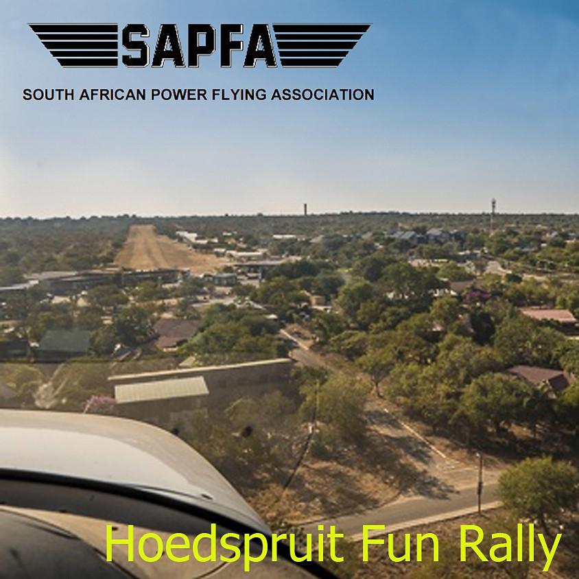 SAPFA Hoedspruit Fun Rally
