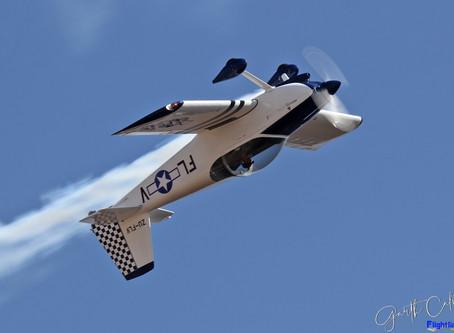 SAC Kitty Hawk RV Aerobatics Clinic