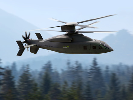 Meet the Sikorsky-Boeing Defiant X