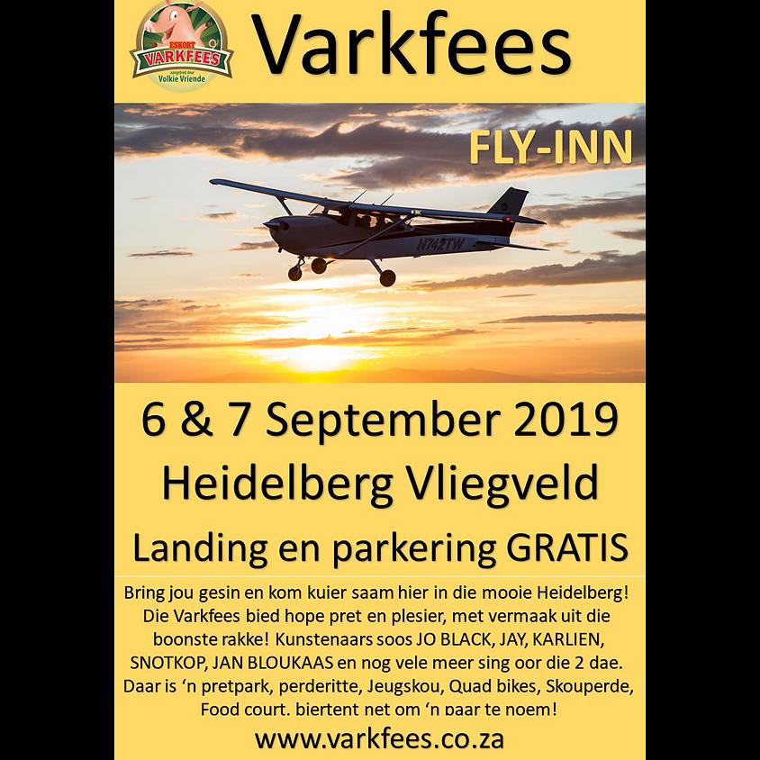 Heidelberg Varkfees Fly-in