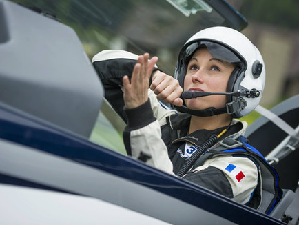 Woman in Aviation - Leading the Way