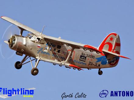 The Mighty Antonov An-2  Soviet Workhorse