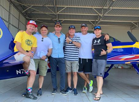 Sport Aerobatic Club Training Camp in February 2020