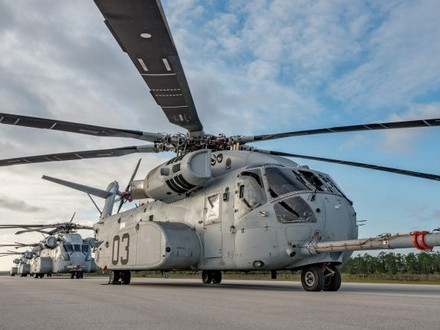Why the CH-53K King Stallion is My Favourite to Fly