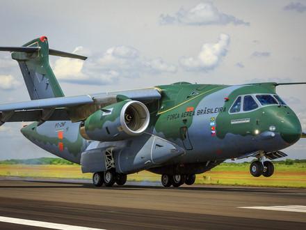 The Brazilian Air Force C-390 Millennium