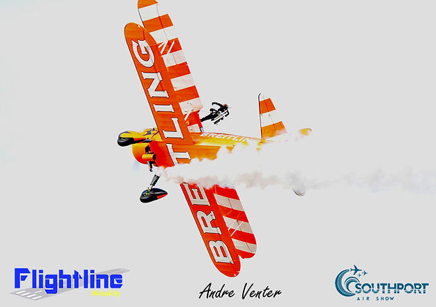 Breitling Wingwalkers and The Boeing Stearman