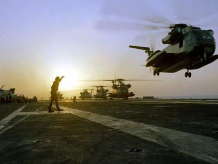 Operation Eagle Claw - A Dismal Failure
