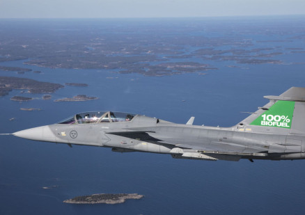 Saab leads fossil-free aviation project