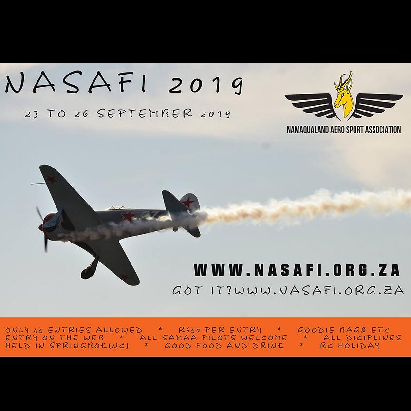 NASAFI Springbok Fly-in