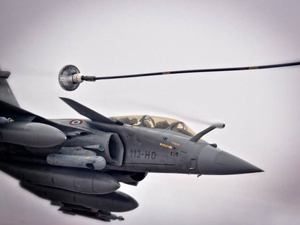 Air-to-Air Refuelling – The History