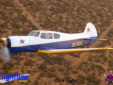 """The Yakovlev Yak-18T – A """"Real"""" Four Seater Aircraft"""