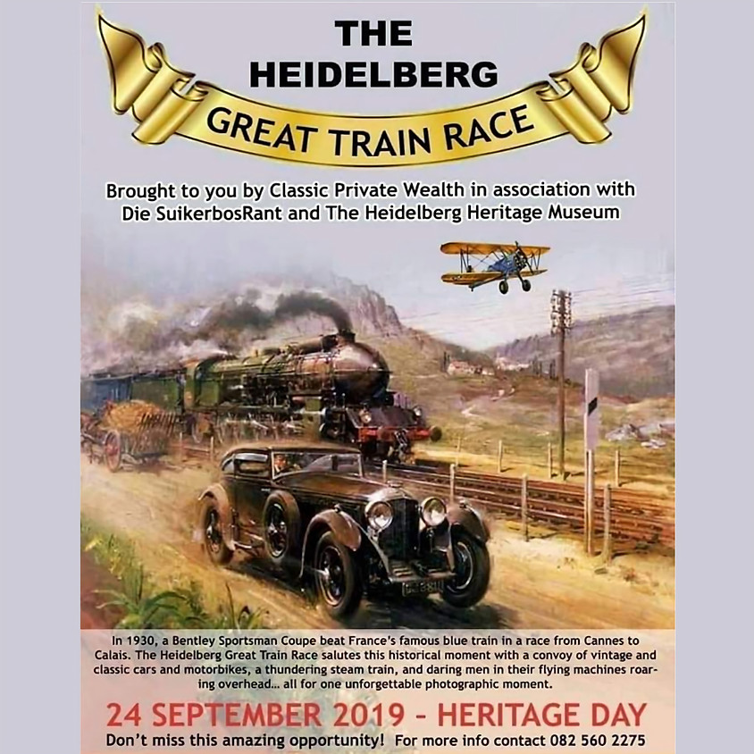 The Heidelberg Great Train Race