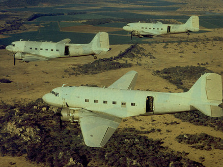 The History of the Rhodesian Air Force