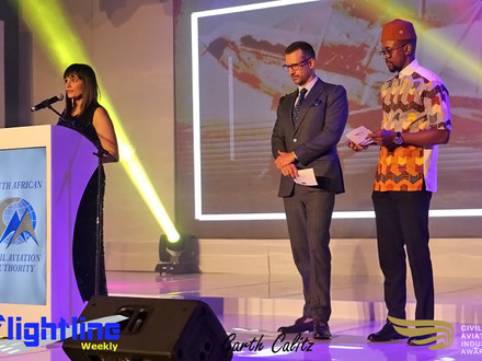 The Second SA Civil Aviation Authority Industry Awards