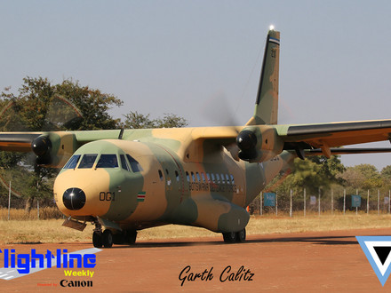 Botswana Defence Force Air Wing