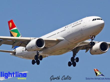SAA Suspends International and Regional Flights until 31 May 2020