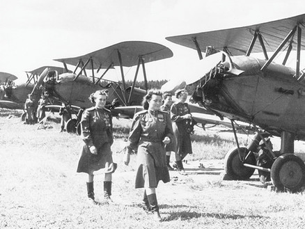 The Night Witches, Female Pilots Feared by the Nazis