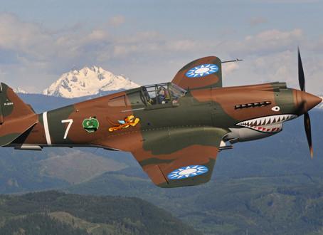 Last of the legendary World War II Flying Tigers dies