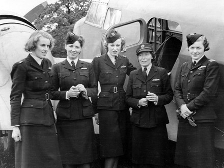 WWII Ladies of the Air - Air Transport Auxiliary