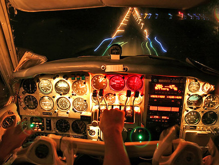 Night Flying – Know the Dangers