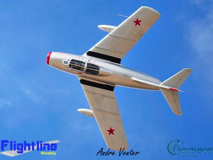 Mikoyan-Gurevich  MiG- 15