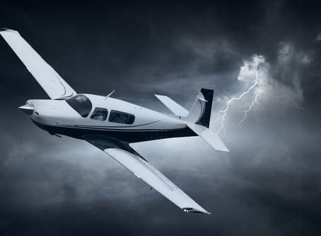 Thunderstorms - Sharing Airspace with Monsters