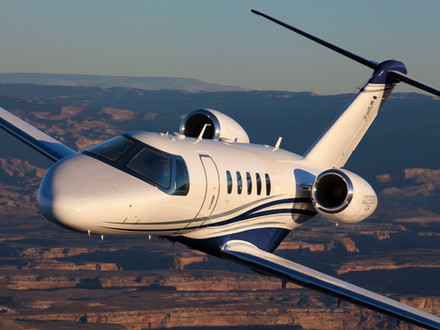 Cessna Citation CJ4 celebrates 10 years