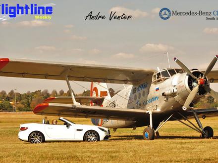 Mercedes Day - Brakpan Airfield