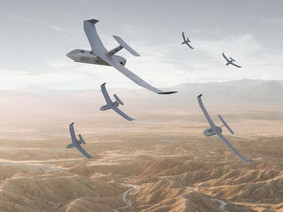 Paramount Launches N-Raven Long-Range Swarming UAV System
