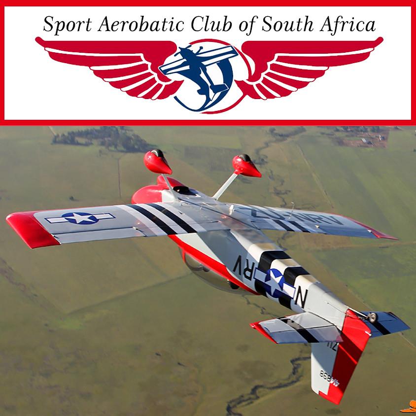 RV Aerobatics Training Camp