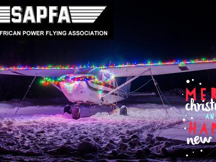 SAPFA Chairman's Year End Message