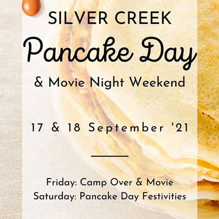 Silver Creek Pancake Day
