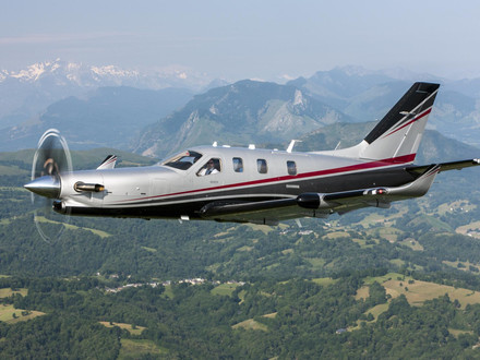 Daher introduces HOMESAFE™ Autoland System for its TBM 940