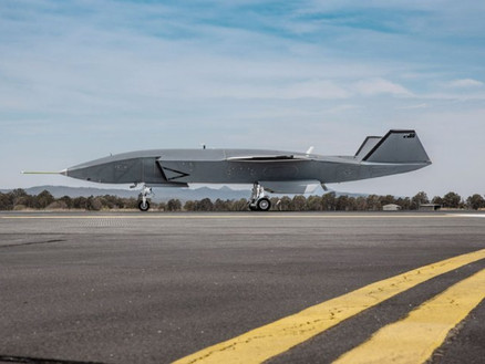 Boeing's Australian Unmanned Aircraft Completes First Taxi