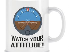 Maintain a Positive Flight Attitude