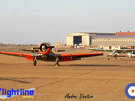 SAAF Museum Flying Training day and upcoming Airshow